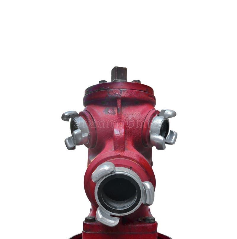 Hydrant-förmiger Kopf stockbilder