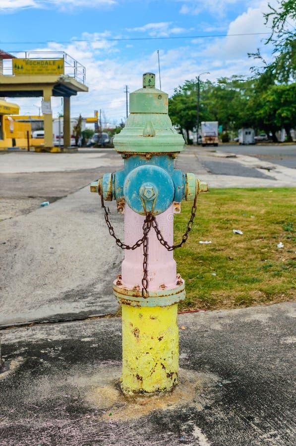 Hydrant Fireplug lizenzfreies stockbild