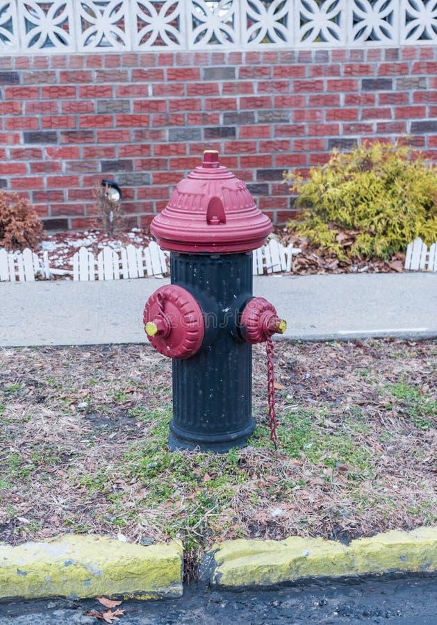 Hydrant Fireplug stockfoto