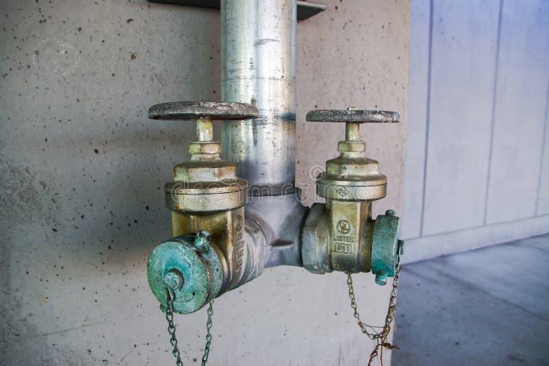 Hydrant-Ventil lizenzfreies stockfoto