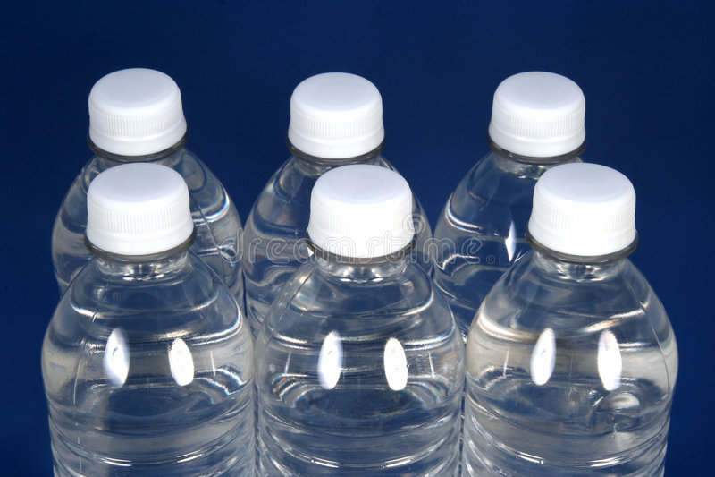 Hydrat sich! stockfotos