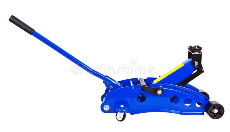 Download Hydraulic floor jack stock photo. Image of metal, adjustable - 26740930