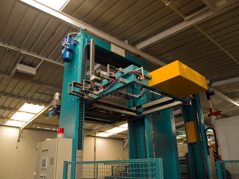 hydrauliczny target548_0_ maszyny pneumatyczny zdjęcie royalty free