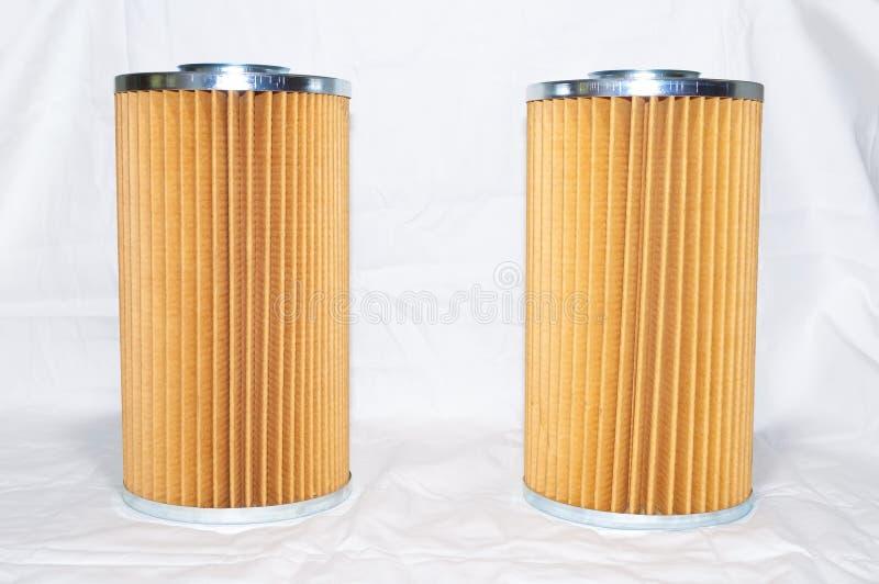 Hydraulische Filtration lizenzfreie stockbilder