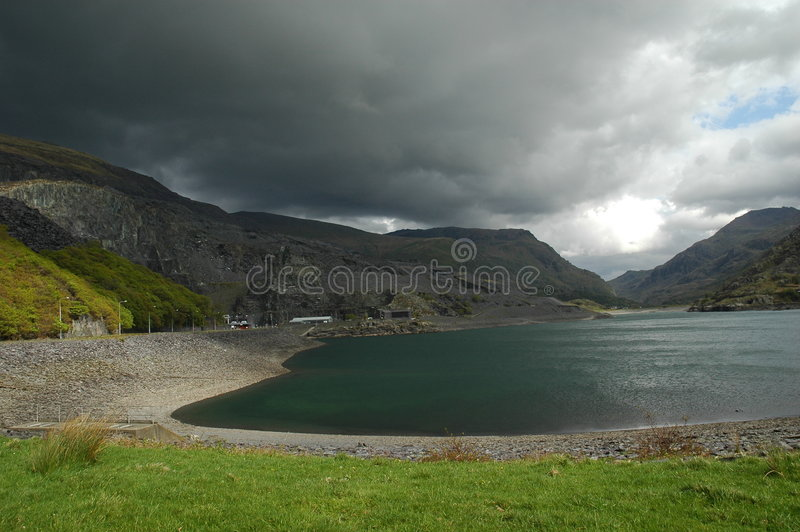 Download Hydro Electric Power Station Stock Photo - Image of reservoir, electric: 471558