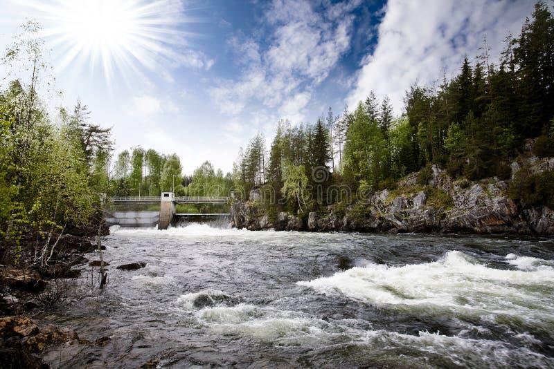 Hydro Macht stock afbeeldingen