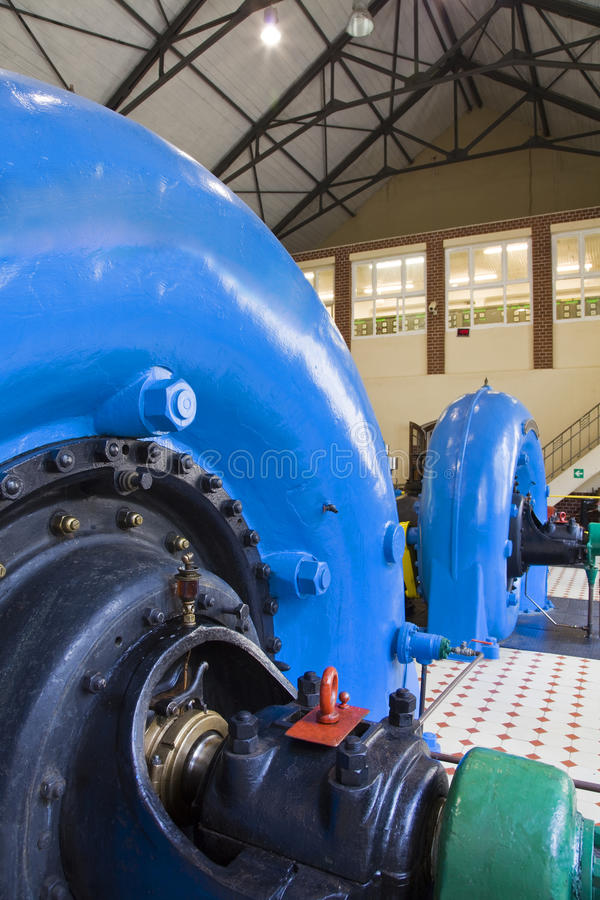 Download Hydro power plant stock photo. Image of turbine, generator - 23783108
