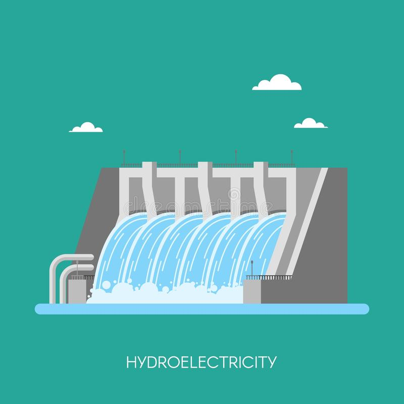 Hydro Power Stock Illustrations 1 994 Hydro Power Stock