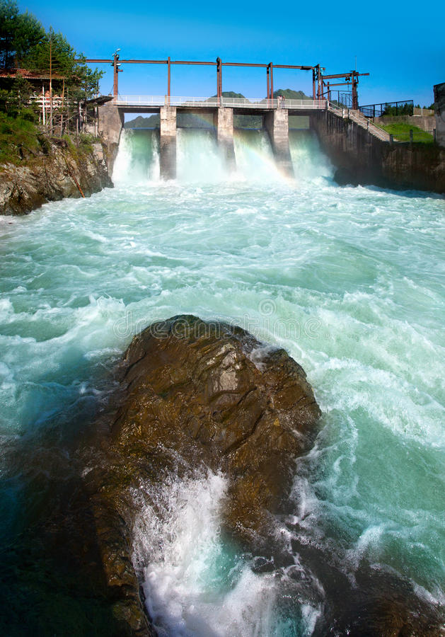 Free Hydroelectric Power Stock Photo - 15255860