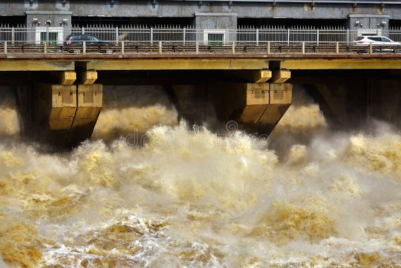 hydroelektrisch stockbilder