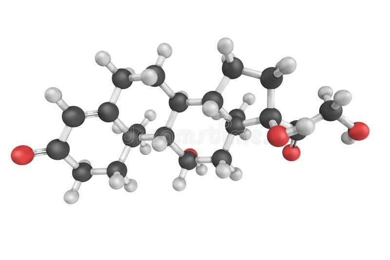 Hydrokortyzon imię dla hormonu cortisol gdy ximpx zdjęcia royalty free