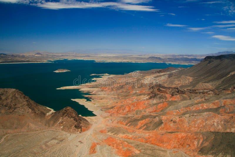 Le fleuve Colorado  images libres de droits