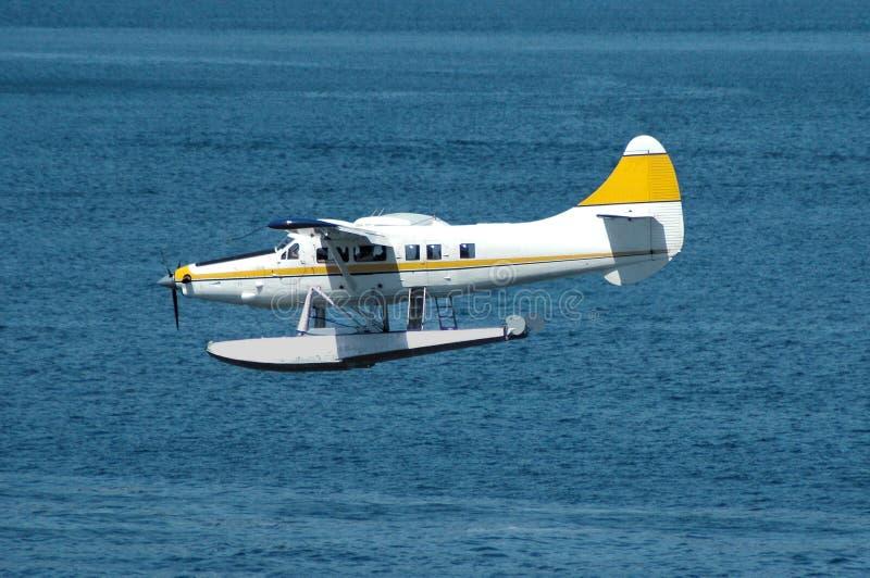 hydroplanu żółty zdjęcia royalty free