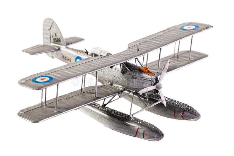 Hydroplanu model zdjęcia royalty free