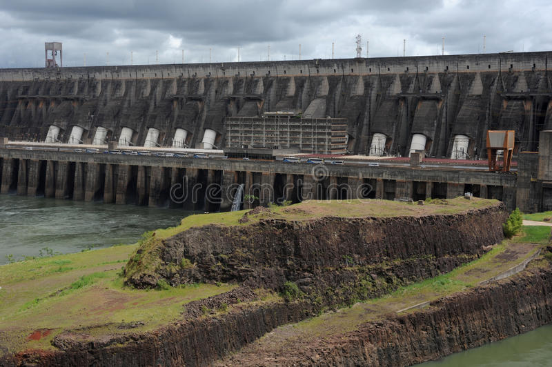 Hydropower Dam of Itaipu