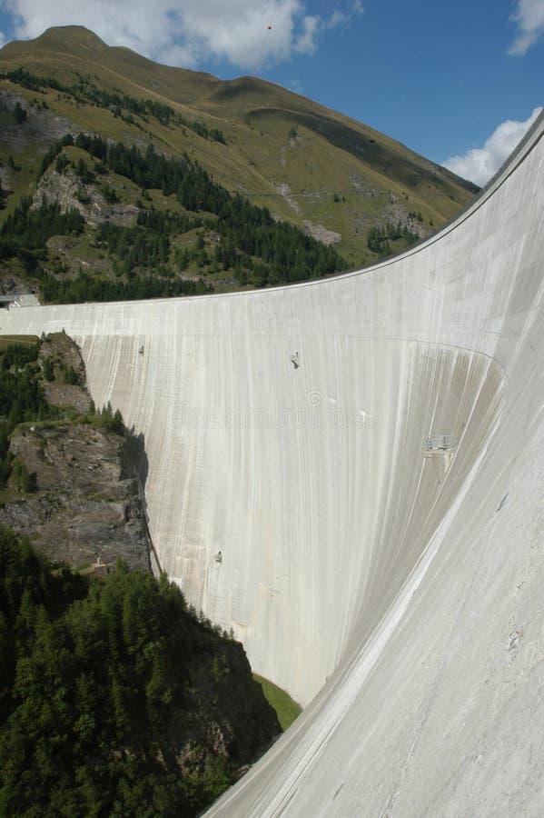 Download Hydropower Dam Of Luzzone Stock Photo - Image: 26767720