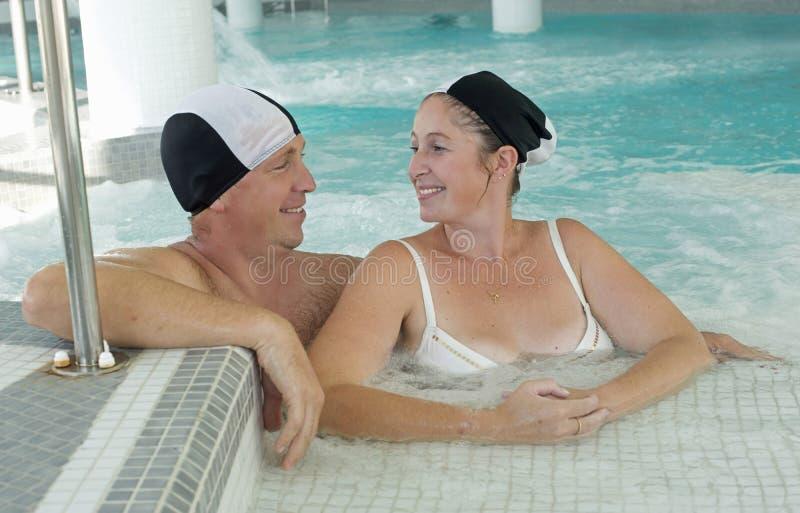 Hydrotherapie fotografie stock