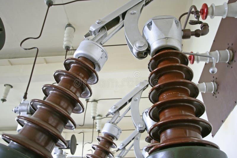 Hydrotriebwerkanlage lizenzfreies stockbild