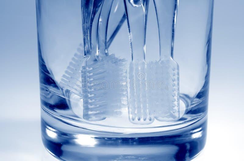 Hygiène buccale images stock