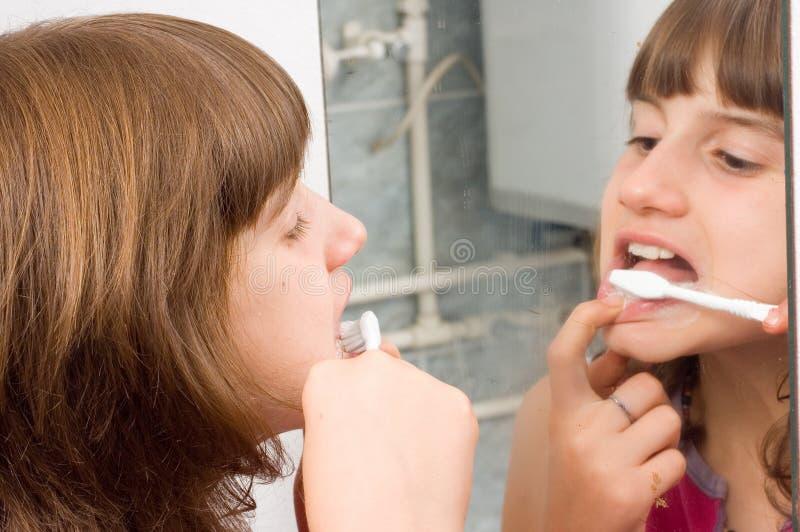 Hygiène dentaire images stock