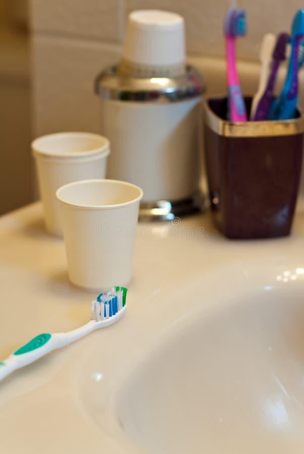 Hygiène quotidienne photos stock