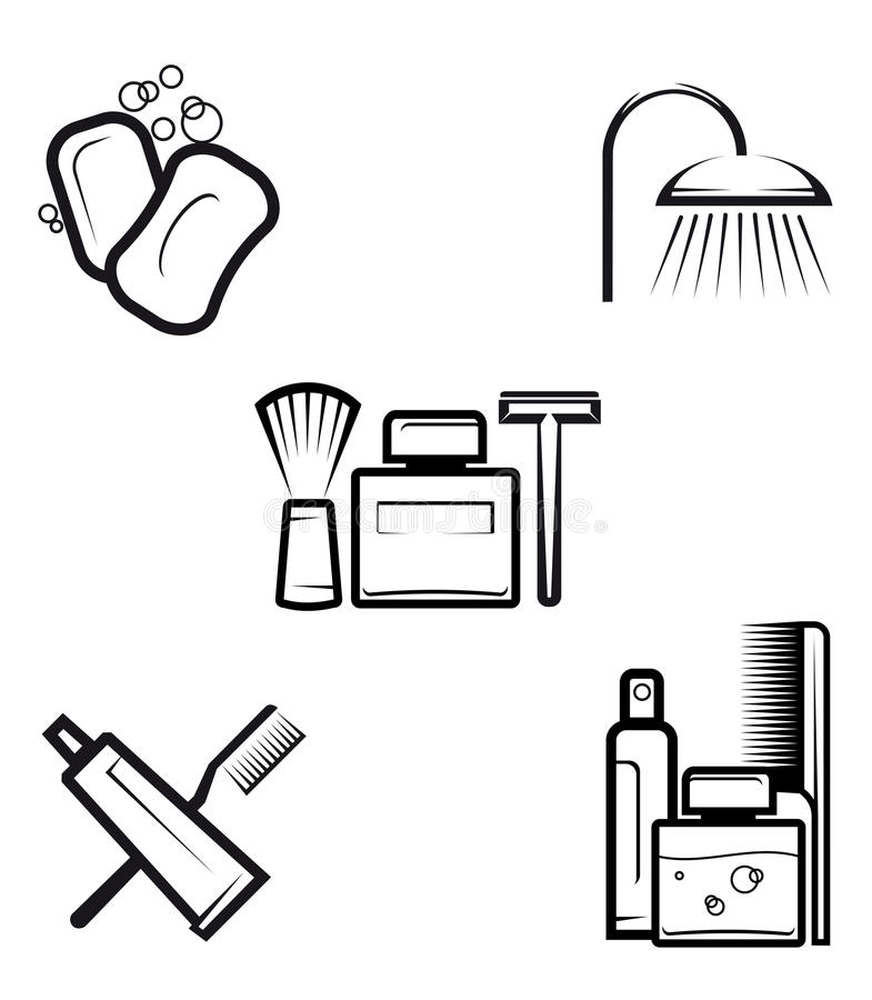 Download Hygiene Objects Stock Image - Image: 15101531
