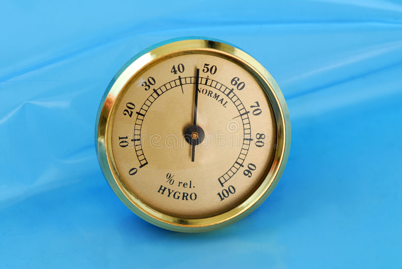 Hygromètre photos stock