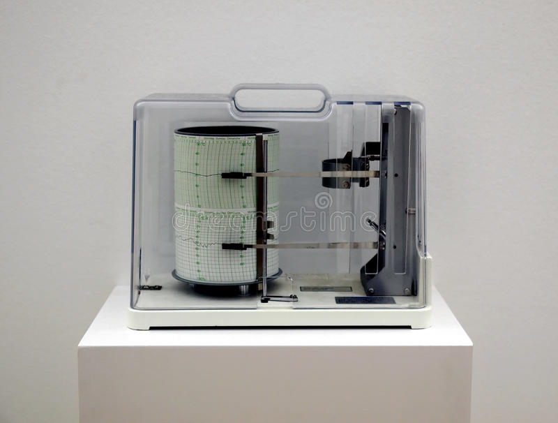 Hygrometer stockfoto