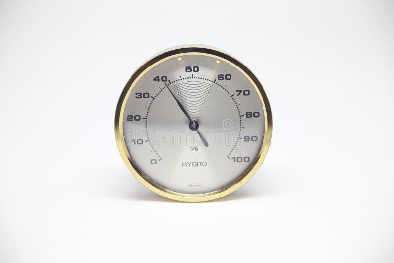 Hygrometer royalty free stock photos