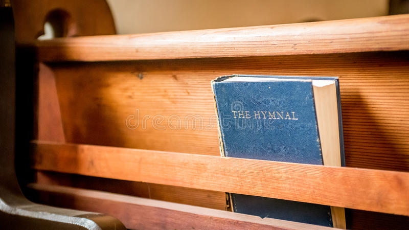 Hymnal royalty free stock photography