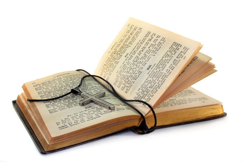Hymnbook stock photography