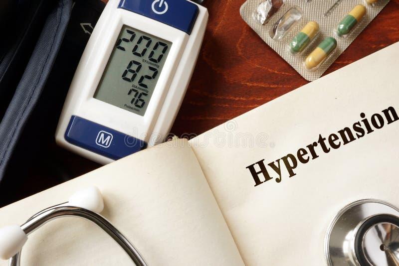 hypertension fotografia de stock royalty free