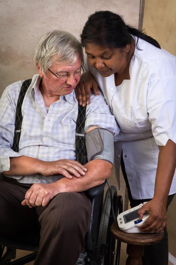 hypertension photo libre de droits