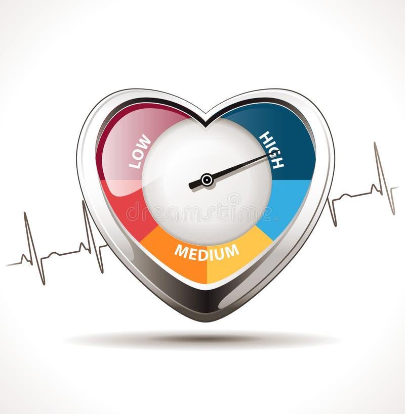Free Hypertension - Healty Heart Stock Image - 93472521