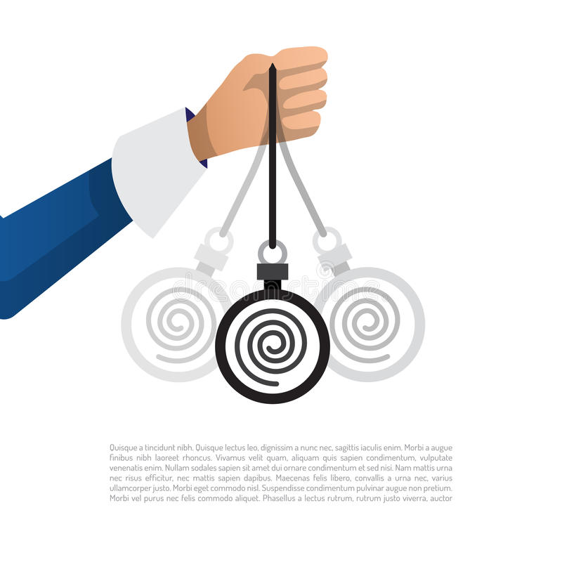 Sreensaver swinging pendulum