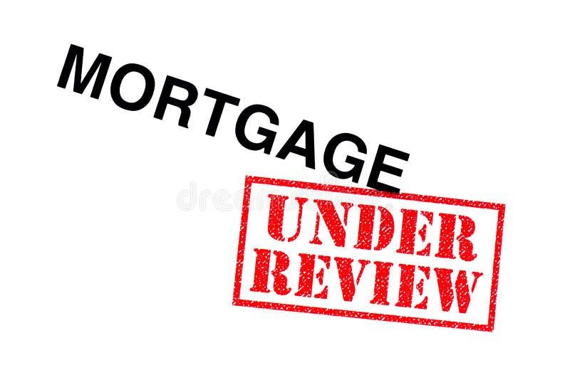 Hypothèque à l'étude photos libres de droits