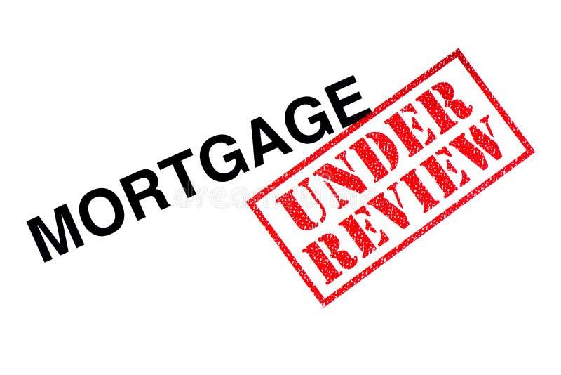 Hypothèque à l'étude images libres de droits