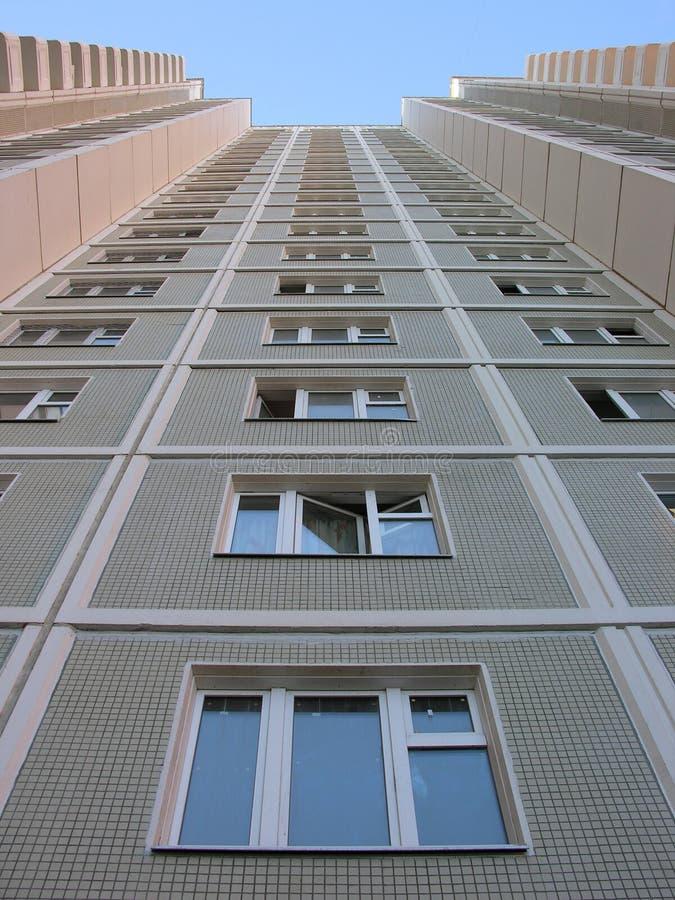 Hypothèque neuve de construction photographie stock