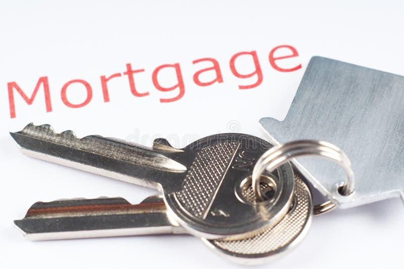Hypotheek royalty-vrije stock foto
