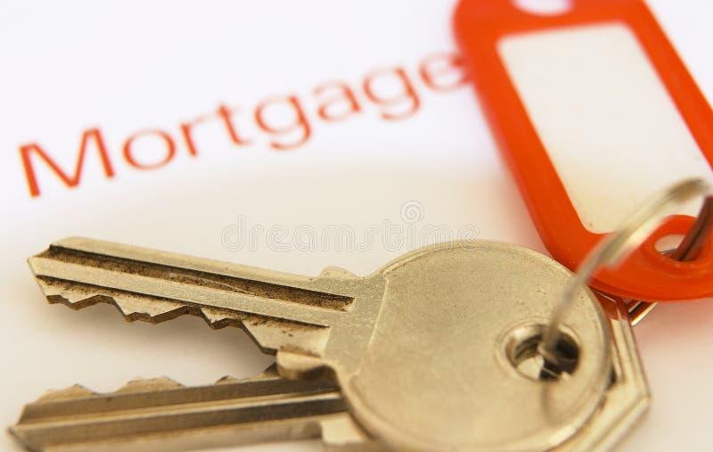 Hypotheek 2 royalty-vrije stock foto