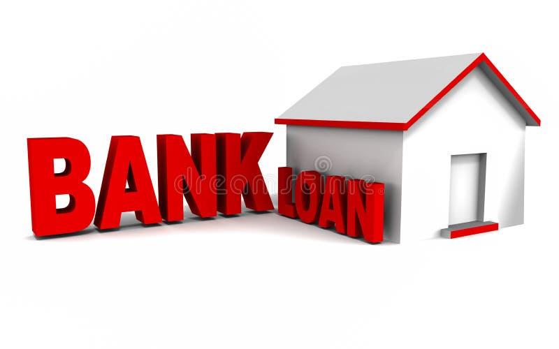 Hypothek lizenzfreie abbildung