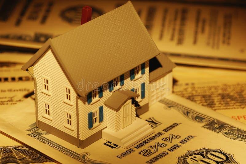 Hypothek stockfotos