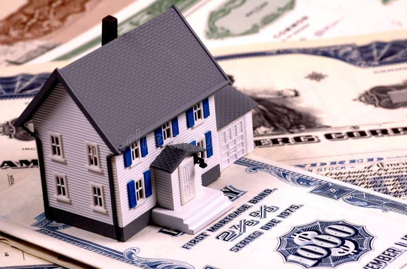 Hypothek lizenzfreies stockbild
