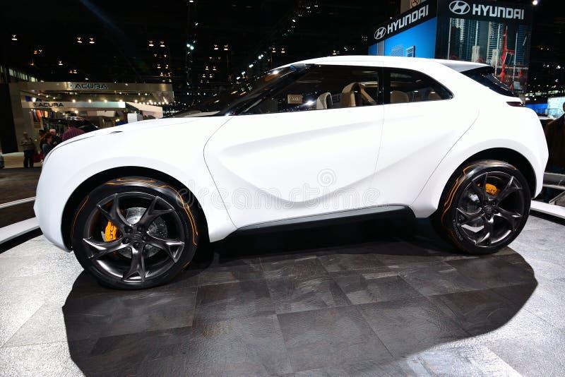 Download Hyundai Concept Car editorial stock photo. Image of chicago - 18333413