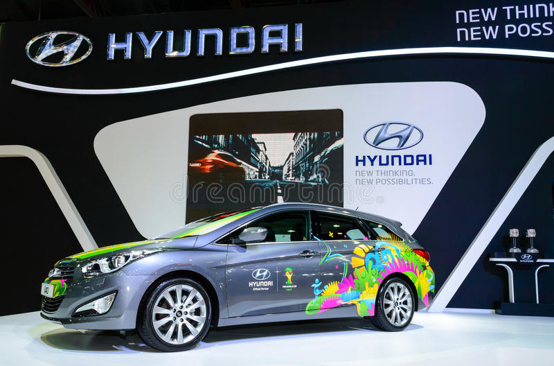 Download Hyundai I40 Brazil Edition Skin. Editorial Stock Image - Image of hyundai, model: 39503529