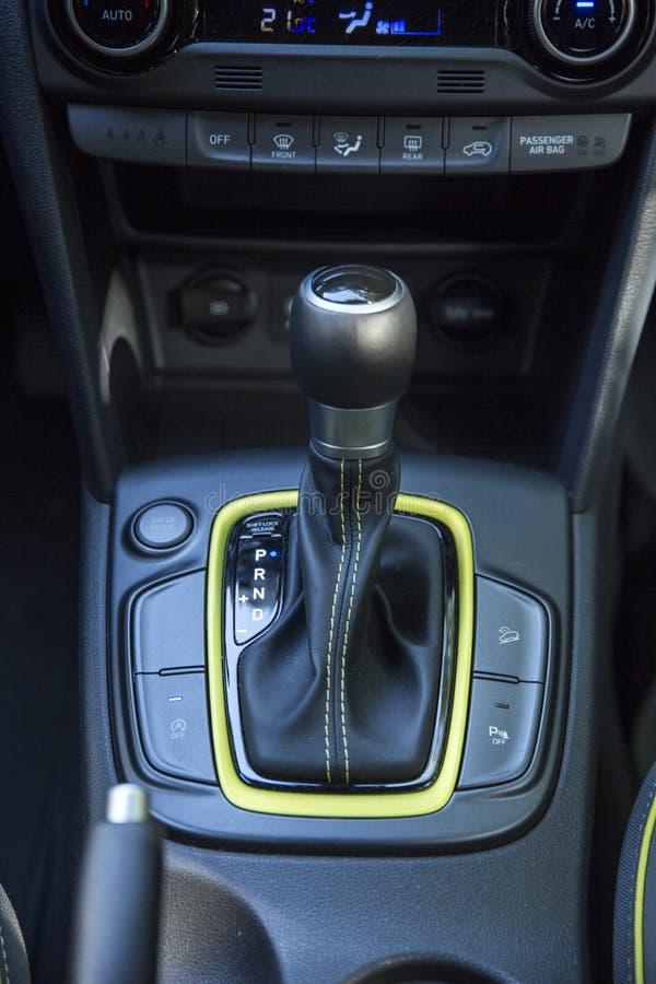 Hyundai Kona fotografie stock libere da diritti