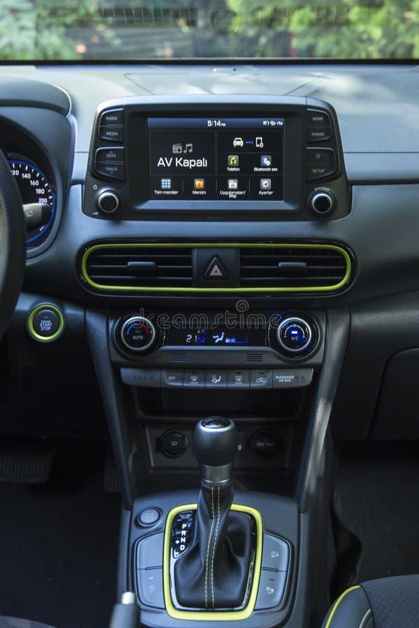 Hyundai Kona стоковое изображение