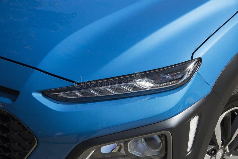 Hyundai Kona стоковые изображения