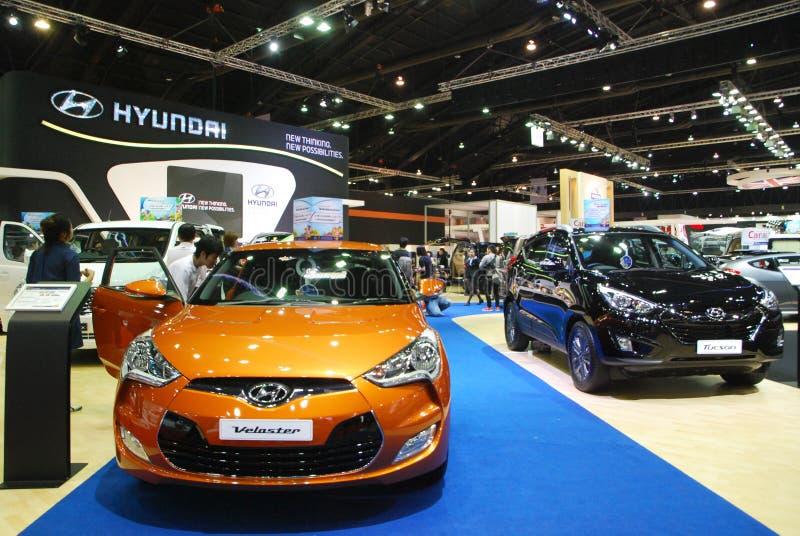 Hyundai royalty free stock photography
