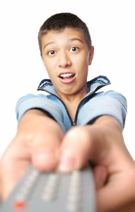Download I am afraid TV stock photo. Image of model, expressive - 3052434
